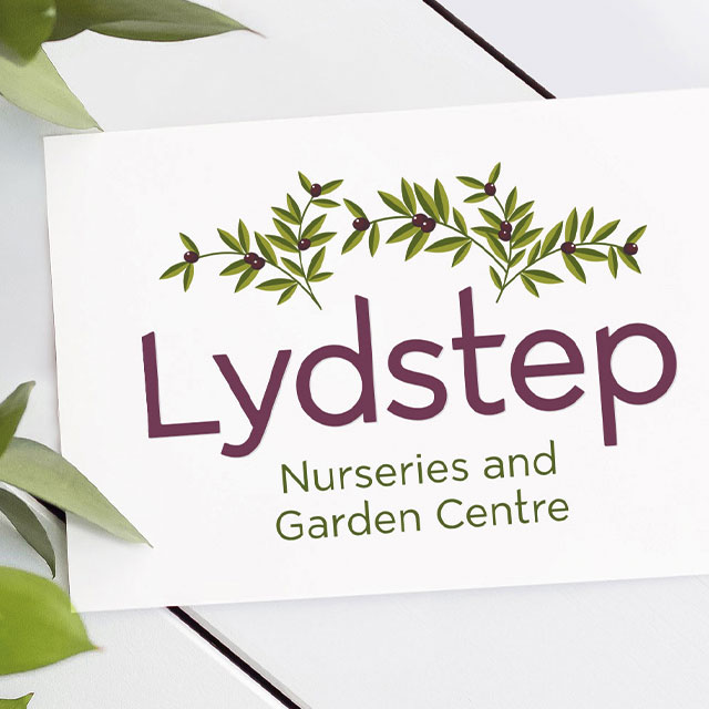 Brand identity Lydstep Nurseries by Hu Studio